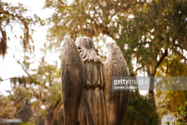 Angels at Bonaventure Cemetery