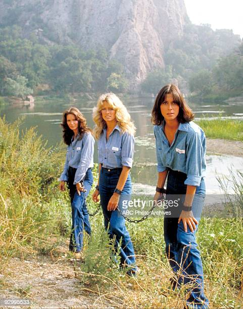 S ANGELS 'Angels in Chains' Season One 10/26/76 Undercover detectives Kelly Garrett Jill Munroe and Sabrina Duncan are planted in a corrupt smalltown...