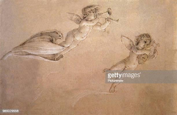 Angels of Music Runge Philipp Otto