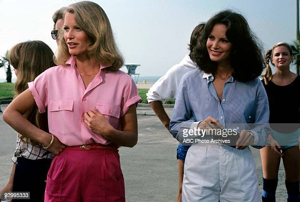 S ANGELS 'Angels on Skates' airdate 11/21/79 season 4 Shelley Hack Jaclyn Smith