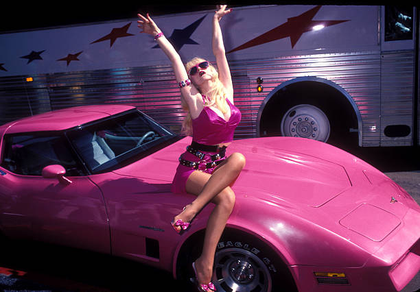 CA: History Behind The Series - Angelyne