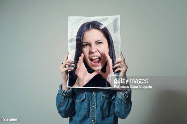 anger woman - mad person picture stock photos and pictures