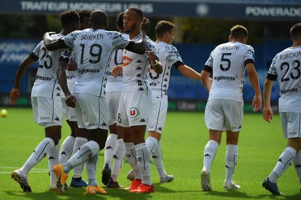 FRA: Montpellier HSC v Angers SCO - Ligue 1
