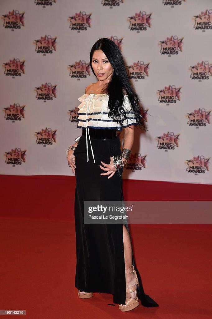 Veronic Dicaire Photos Photos - NRJ Music Awards 2012