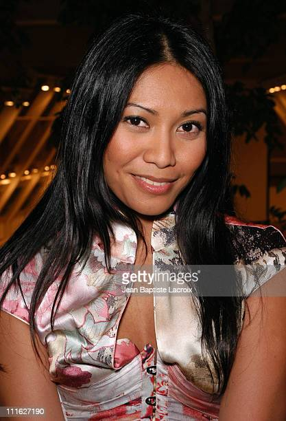 Anggun during MIDEM 2003 Anggun Portraits at Palais des Festivals in Cannes France