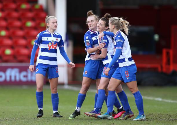 GBR: Aston Villa Women v Reading Women - Barclays FA Women's Super League