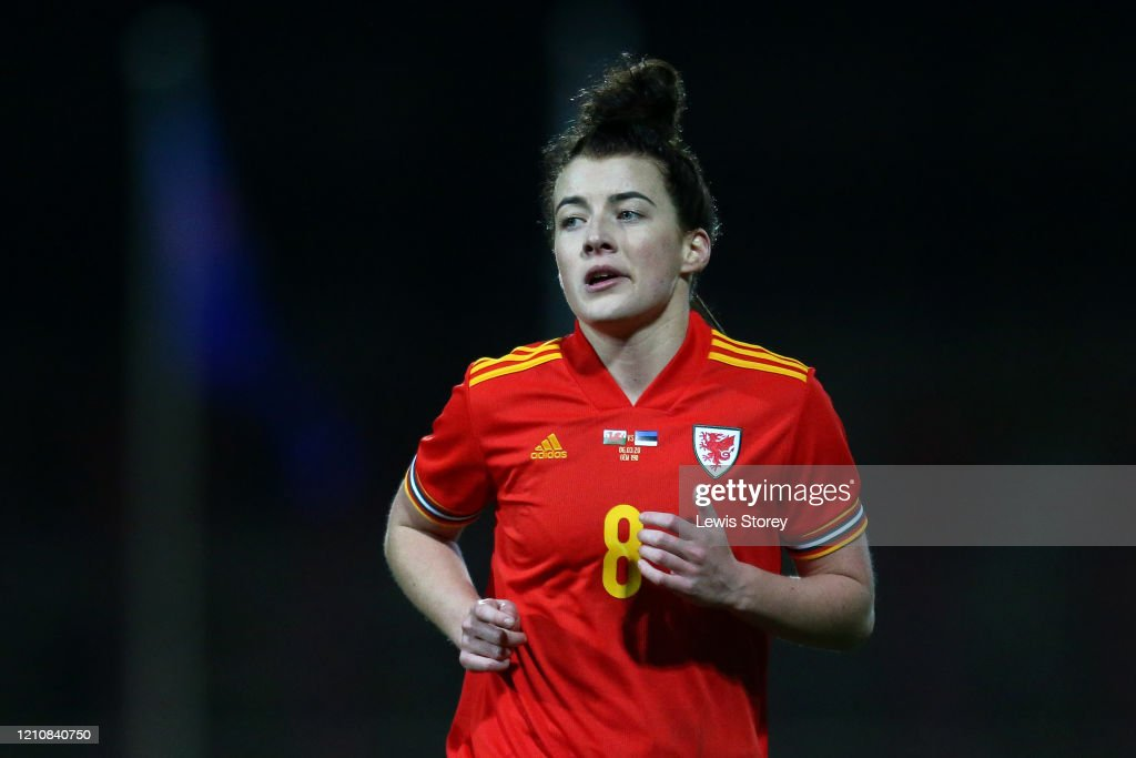 Wales Women v Estonia Women - International Friendly : News Photo