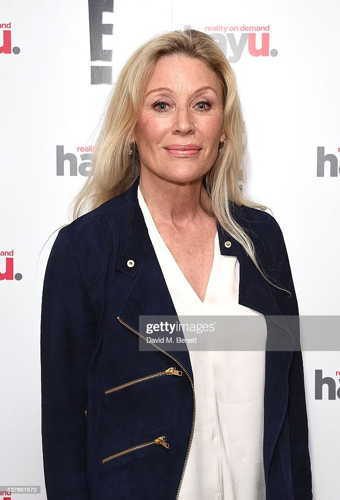 Angie Best Attends The Launch Of New Us Celebrity Dating Show Famously Single Featuring