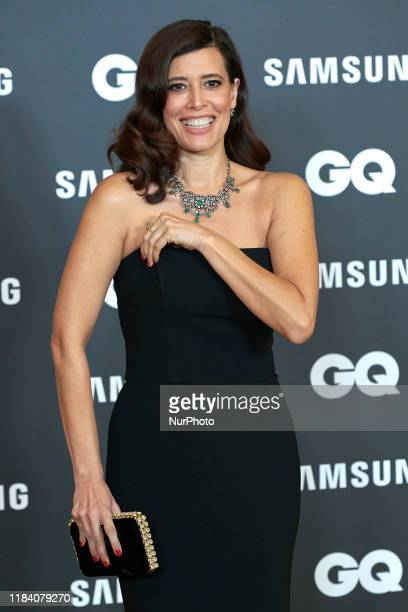 Angie Cepeda attends the GQ Men Of The Year Awards 2019 photocall at The Westin Palace Hotel in Madrid Spain on Nov 21 2019