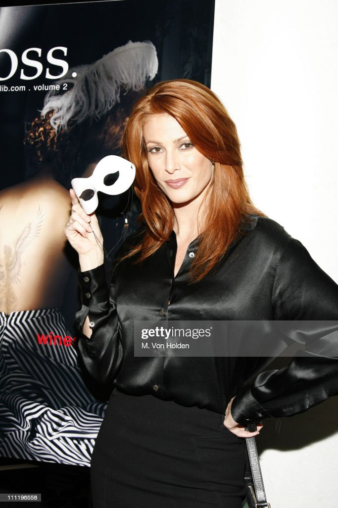 JuliB Masquerade Hosted by Angie Everhart