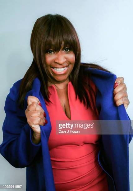Angie Greaves poses for a portrait on December 14, 2020 in London, England.