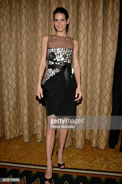 Angie Harmon attends SAKS FIFTH AVENUE'S 'UNFORGETTABLE EVENING' Benefiting Entertainment Industry Foundation's Women's Cancer Research Fund at...