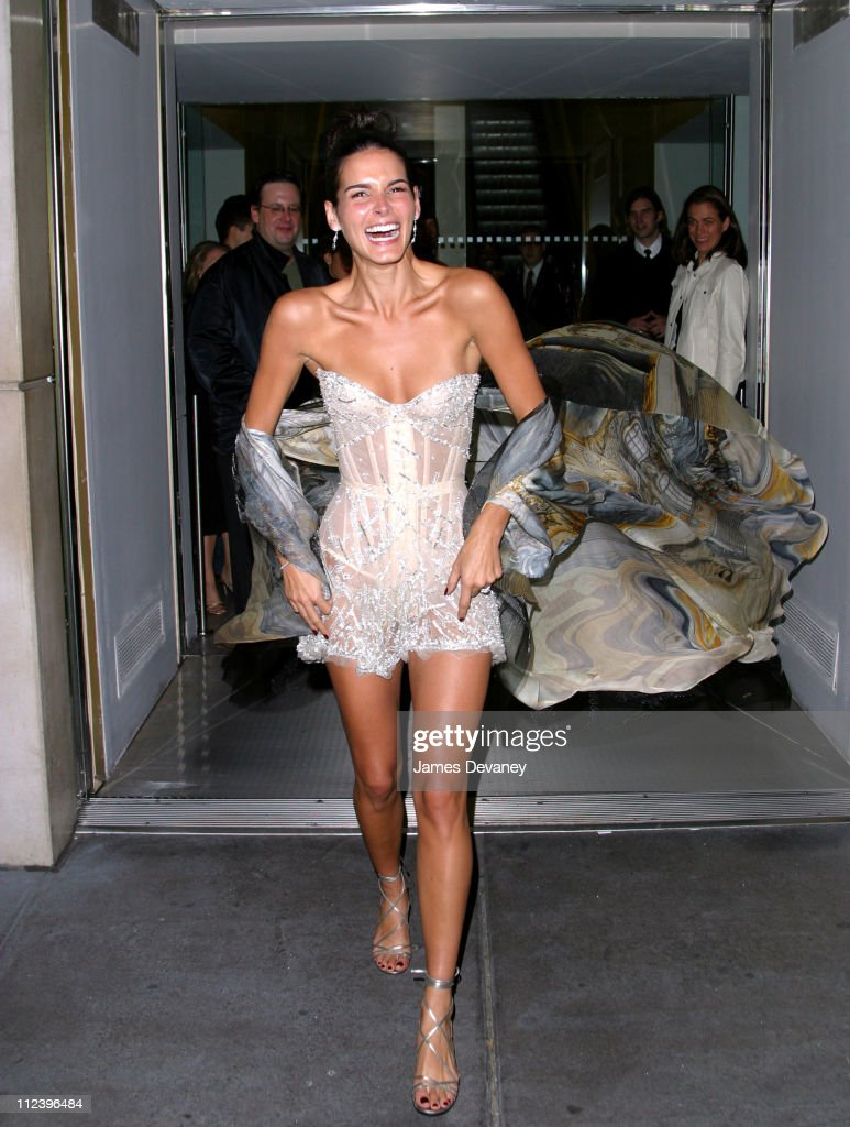 2002 VH1 Vogue Fashion Awards - After-Party at Hudson Cafeteria
