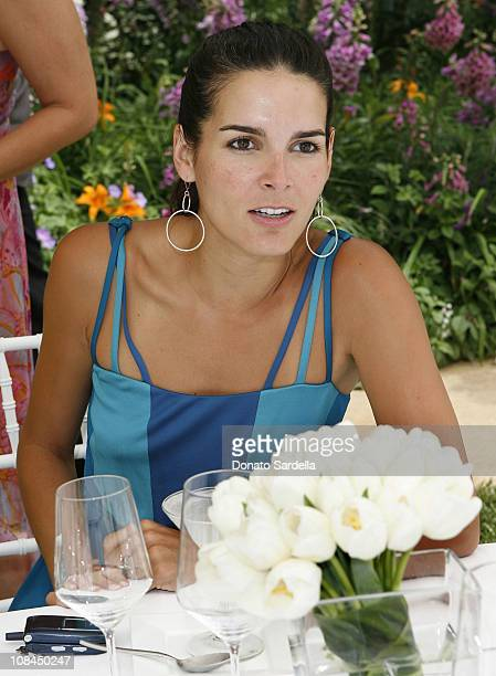 Angie Harmon during MaxMara and the C.H.I.P.S Host A Luncheon Benefitting The Children's Institute Incorporated at Century Plaza in Los Angeles,...