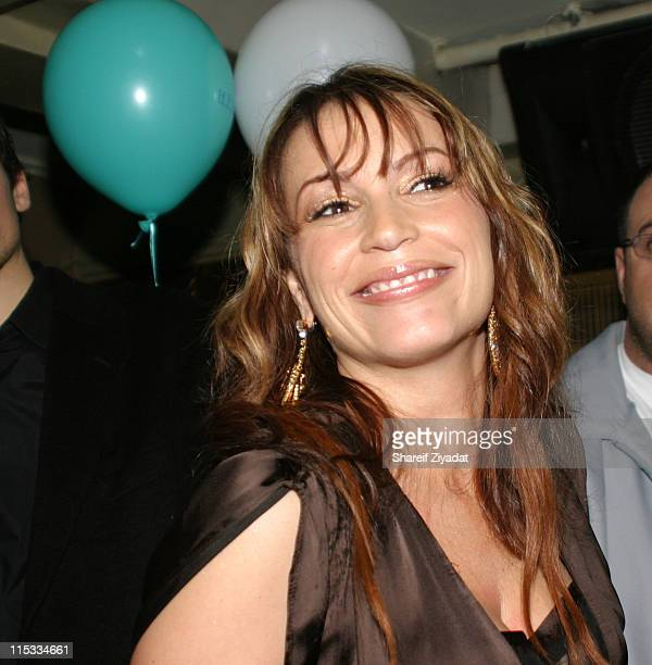 Angie Martinez during Angie Martinez Birthday Party January 13 2005 at Deep in New York New York United States