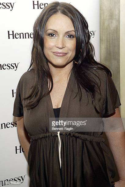 Angie Martinez during Black Sport Agents Association presents the 2006 Achievement Awards and After Party Sponsored by Hennessy at Tribeca Penthouse...
