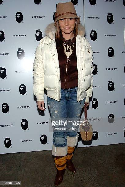 Angie Martinez during Pharrell Williams Hosts the Opening of Nigo's A Bathing Ape Store After Party at Canal Room in New York City New York United...
