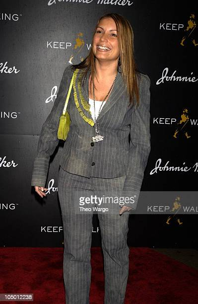 Angie Martinez during The legendary Copacabana Nightclub reopens with Star Studded Fiesta at Copacabana in New York City New York United States