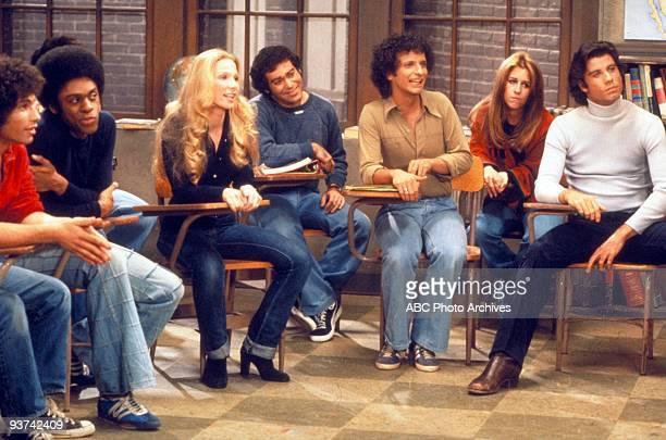 BACK KOTTER Angie Season Three 1/12/78 Angie Globagoski became the newest Sweathog with Epstein Freddie Horshack and Barbarino
