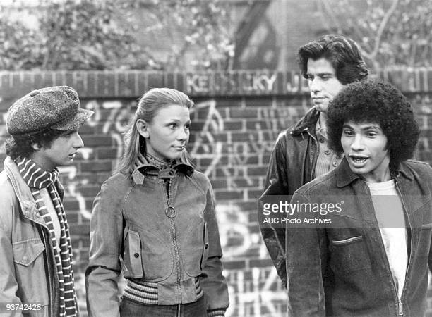BACK KOTTER Angie Season Three 1/12/78 Angie Globagoski wanted to be the first female Sweathog with Horshack Barbarino and Epstein