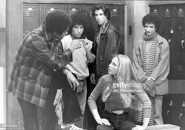 BACK KOTTER Angie Season Three 1/12/78 Freddie Epstein Barbarino and Horshack objected to Angie Globagoski joining the Sweathogs as the first female...