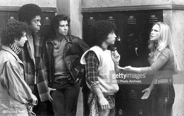 BACK KOTTER Angie Season Three 1/12/78 Horshack Freddie Barbarino and Epstein objected to Angie Globagoski joining the Sweathogs as the first female...