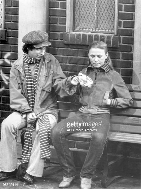 BACK KOTTER Angie Season Three 1/12/78 Horshack made amends with Angie Globagoski who wanted to become the first female Sweathog