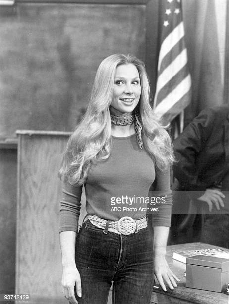 BACK KOTTER Angie Season Three 1/12/78 Melonie Haller joined the cast briefly as Angie Globagoski who wanted to become the first female Sweathog