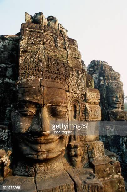Angkor, Angkor Thom, The Bayon