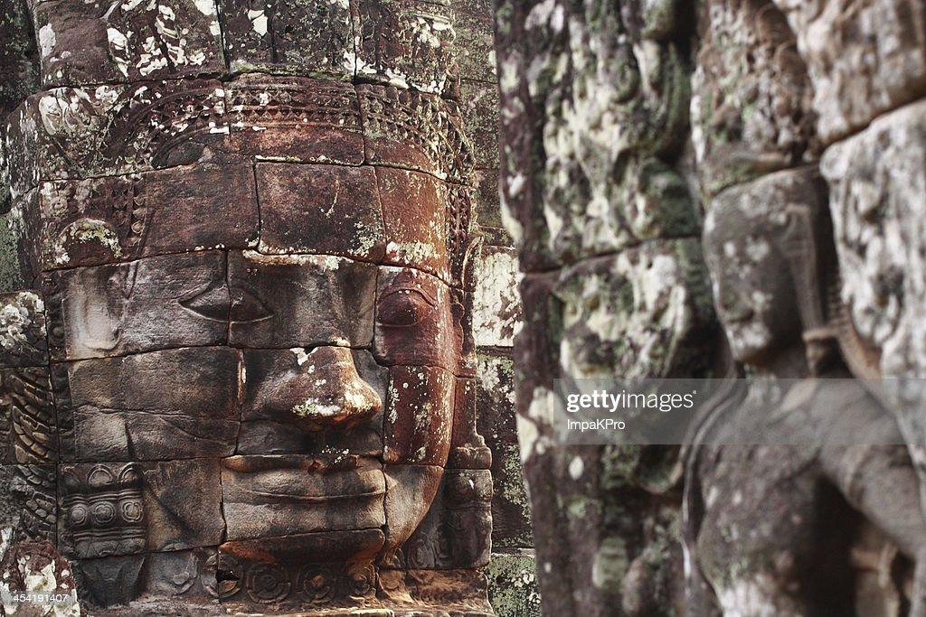Angkor-Thom : Stock-Foto