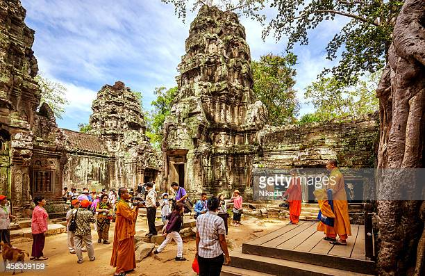 angkor wat, cambodia - khmer stock pictures, royalty-free photos & images