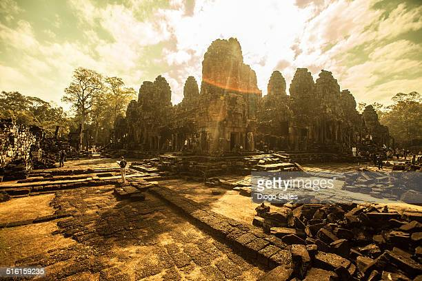 angkor wat cambodia - angkor stock photos and pictures