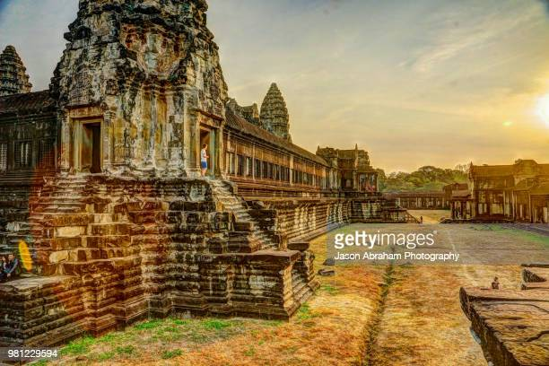 angkor wat, cambodia - angkor stock photos and pictures