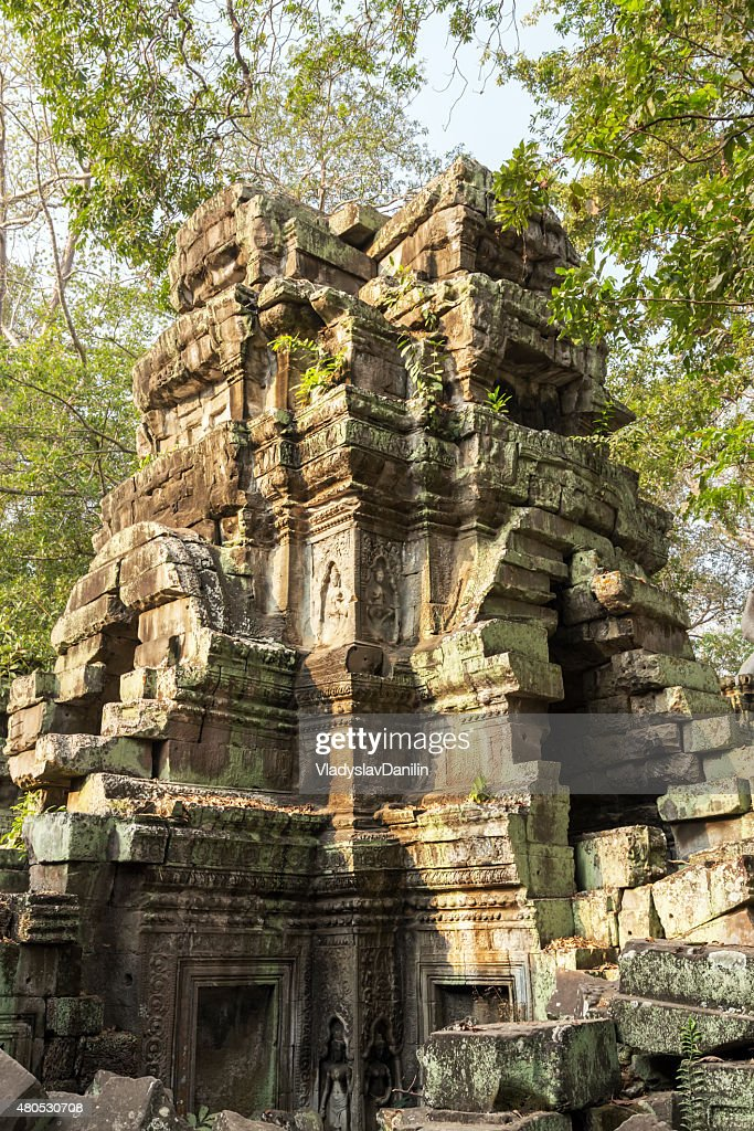 Angkor Wat, Khmer temple complex, Asia. Siem Reap, Cambodia. : Stock Photo