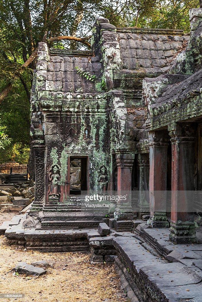 Angkor Wat, Khmer-Tempel-Komplex, Asien. Siem Reap, Kambodscha. : Stock-Foto