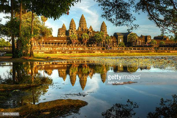 angkor wat - angkor stock photos and pictures
