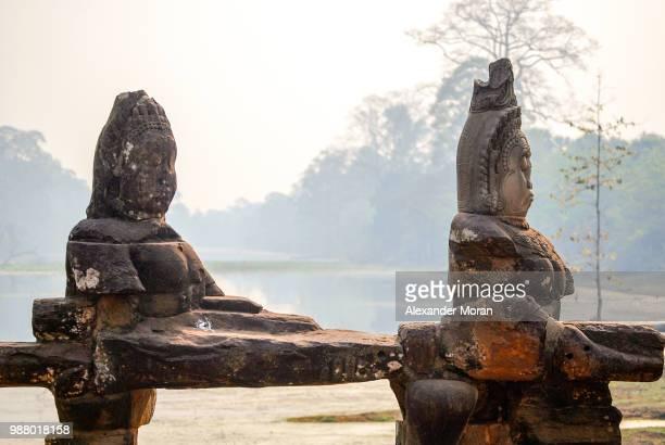 angkor wat - faith moran stock photos and pictures