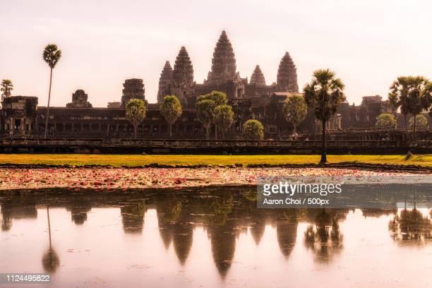 Angkor Wat Reflections