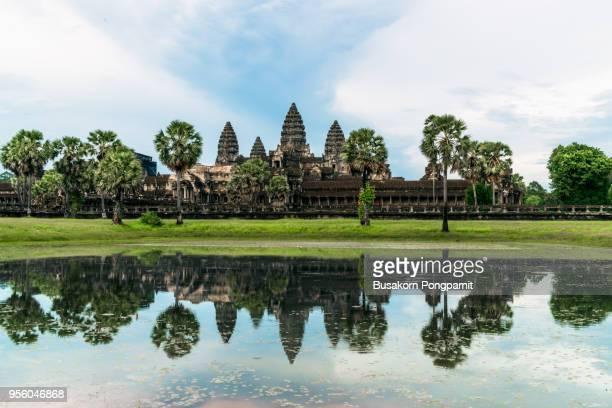 Angkor wat, siem reap Combodia