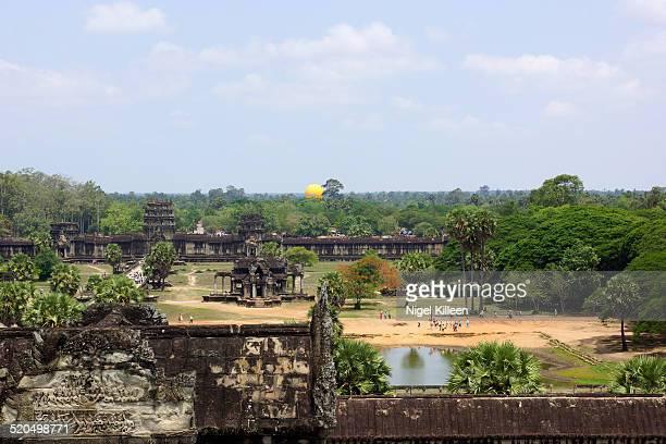 Angkor Wat temple,