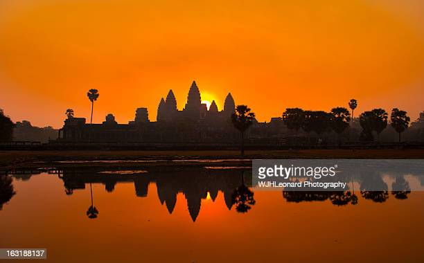 Angkor Wat with Sunrise