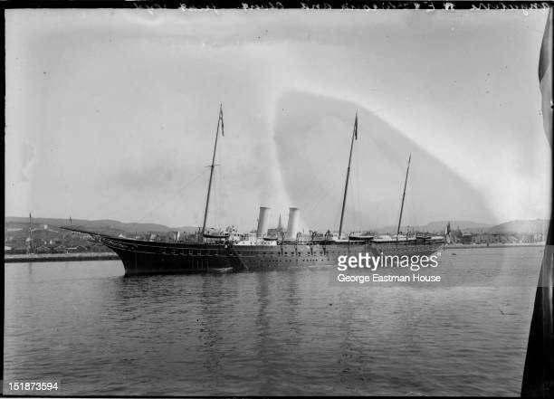Angleterre Victoria and Albert Yacht royal, between 1900 and 1919.
