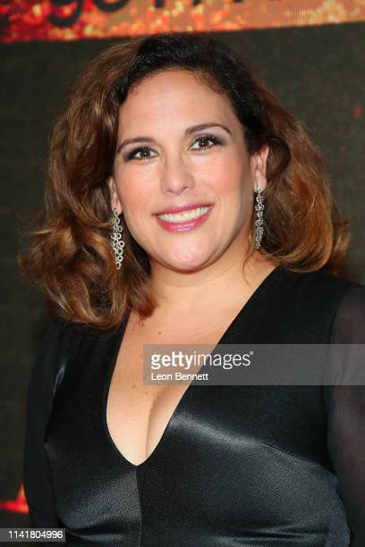 Angélica Vale attends The Hollywood Chamber Of Commerce 98th Annual Board Installation And Lifetime Achievement Awards Gala at Avalon Hollywood on...