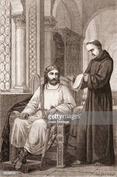 AngloSaxon scholar Alcuin accepts an invitation from Charlemagne to become head of the Palatine school of Aachen 781
