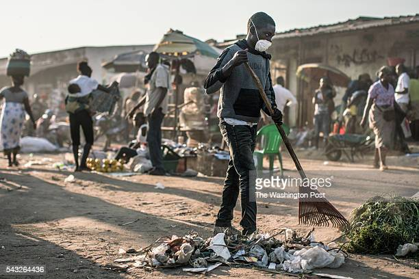 Exacerbating the spread of disease are mounds of garbage that lie rotting on street corners a breeding ground for pests and mosquitoes Basic services...