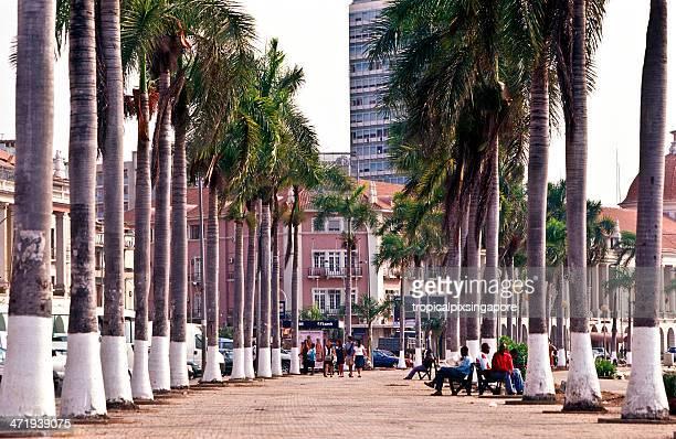 Angola, Luanda, Av. 4 de Fevereiro.