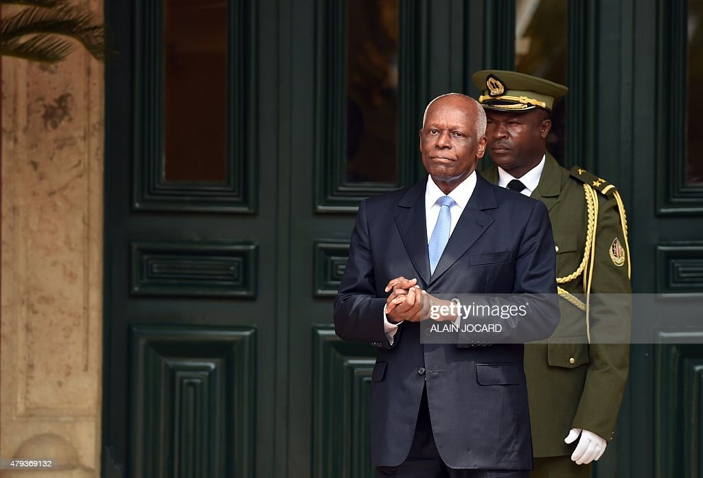 ANGOLA-FRANCE-DIPLOMACY : News Photo