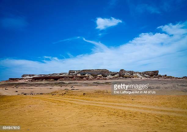 Angola Southern Africa Sao Joao Do Sul arid landscape
