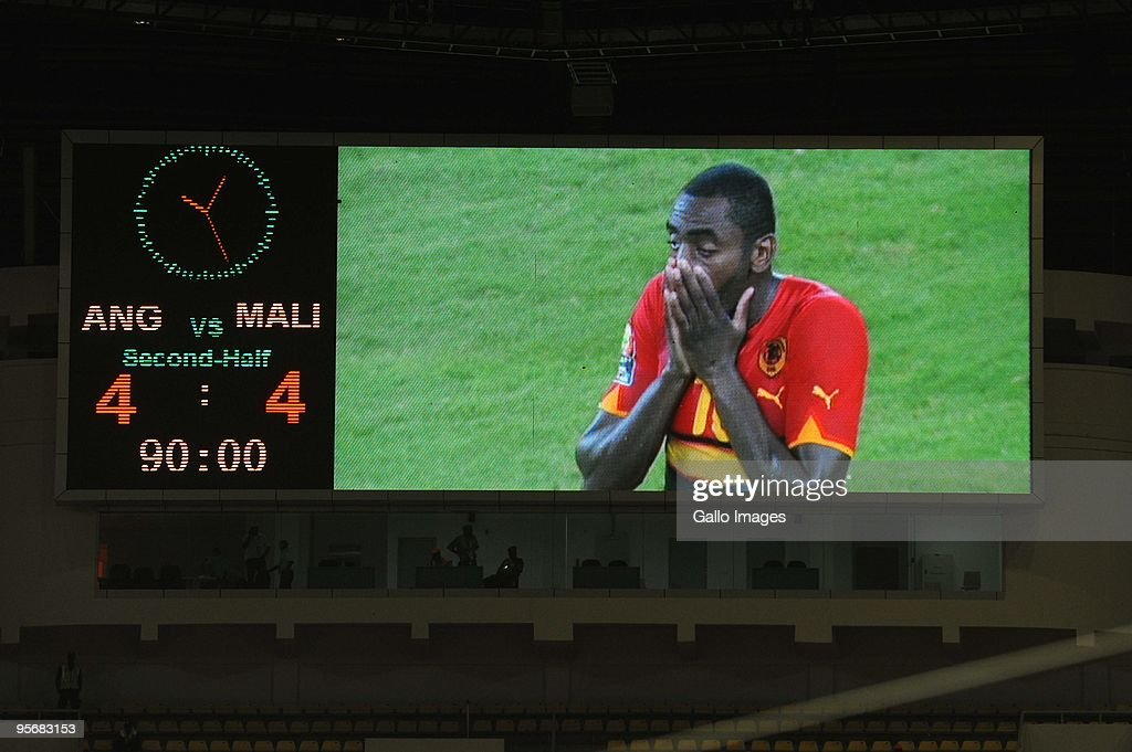 African Nations Cup: Opening Ceremony : News Photo