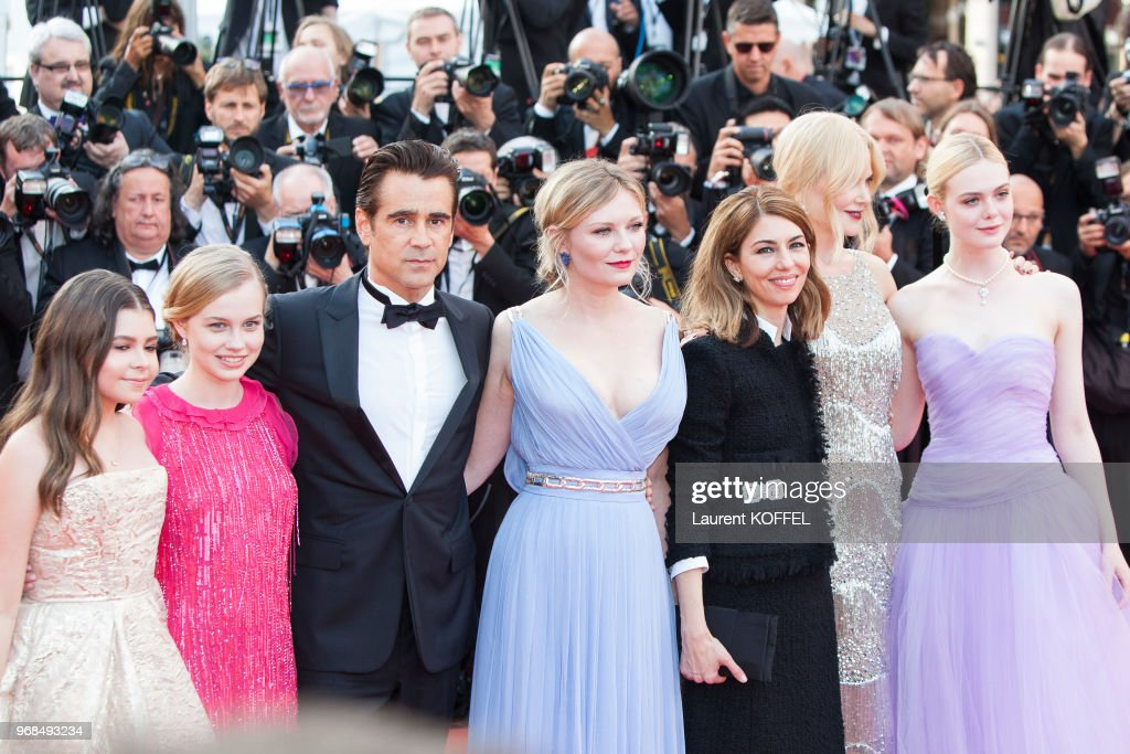 The Beguiled' Red Carpet Arrivals - The 70th Annual Cannes Film Festival : Photo d'actualité